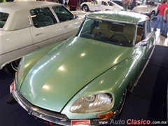 Salón Retromobile FMAAC México 2015 - Citroen DS23 Pallas 1973