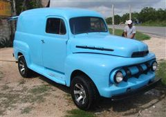FORD F-100 PANEL 1951