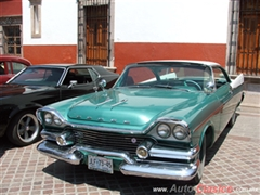 Rally Interestatal Nochistlán 2016 - 1958 Dodge Royal D-500 Hardtop