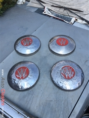 TAPONES DE RIN JEEP WILLYS 1946 1947 1948 1949 1950 1951 1952 1953 1954 1955