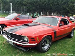 The 9th Expoauto Mexicaltzingo - Ford Mustang 1970