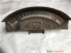 FORD 56-57 CLUSTER