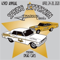 43rd Annual Spring Jefferson Auto Swap Meet & Car Show