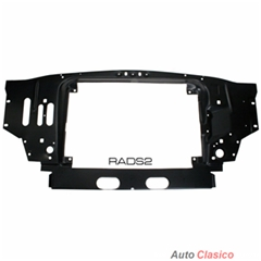 Soporte Radiador Ford Mustang 67 68 1967 1968 Normal