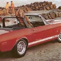 Ford Mustang 1968<br/>Shelby Cobra GT