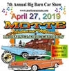 7th Annual Big Barn Classic Car Show