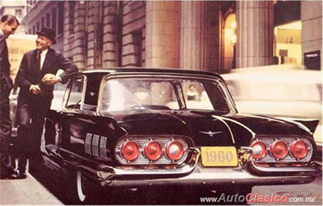 Ford Thunderbird - Cars and their stories
