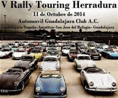 V Rally Touring Herradura