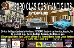 The 9th Classic and Antique Expo