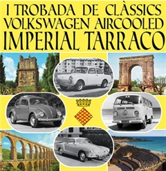 1a Trobada VW Clássics Aircoled Imperial Tarraco