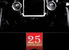 25th Anniversary of the Antique Automobile Association of Aguascalientes