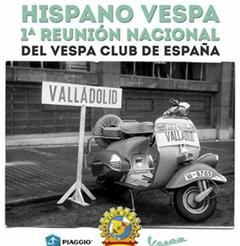 1st Vespa Hispano National Meeting