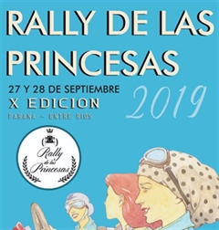 X Rally de las Princesas