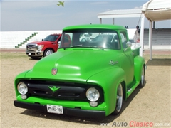 10a Expoautos Mexicaltzingo - 1956 Ford Pickup Maniguela