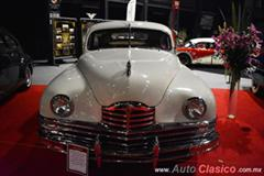 Retromobile 2017 - 1949 Packard Sedanette Eight