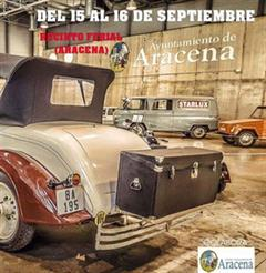 II Classical Automobile Fair of Aracena 2018