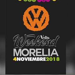Volks Weekend Morelia 2018