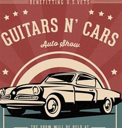 Guitars N' Cars Auto Show 2018