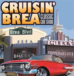 Cruisin Brea Father's Day Car Show  2019