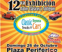12th Exhibition Classic and Antique Cars
