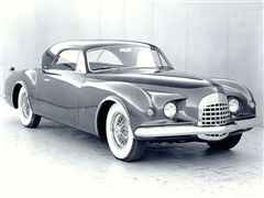 Chysler Concept Cars 1951 K-310 and 1952 C-200