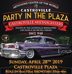 Castroville Party In The Plaza 2019