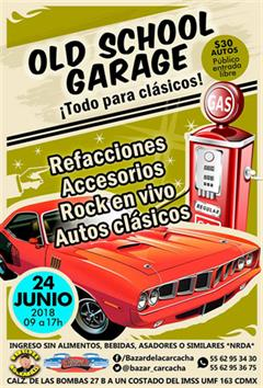 Old School Garage Junio 2018