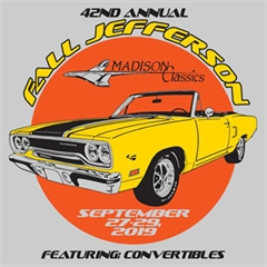 42nd annual Fall Jefferson Swap Meet & Car Show