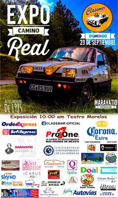 Expo Camino Real Maravatio 2018