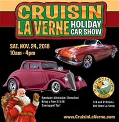 Cruisin La Verne Holiday Car Show