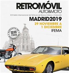Retromóvil Madrid 2019