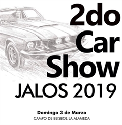 2o Car Show Jalostotitlán 2019