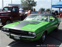 14th Exhibition  Classic and Antique Cars Reynosa - 1970 Dodge Challenger