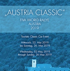 Austria Classic - Fiva World Rally Austria 2019
