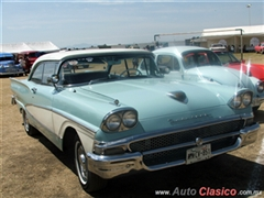 10a Expoautos Mexicaltzingo - 1958 Ford Fairlane Two Door Hardtop