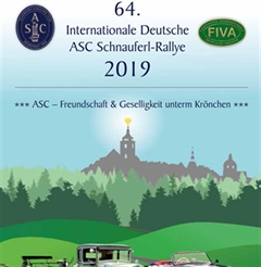 64 Internationale Deutsche Asc Schnauferl-Rallye 2019