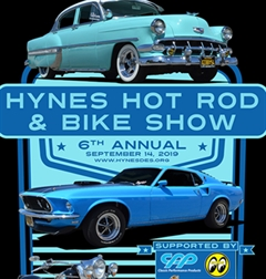 6th Annual Hynes DES Hot Rod & Bike Show