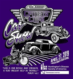 4th Annual Cruisin' For A Cure For Huntington's Disease