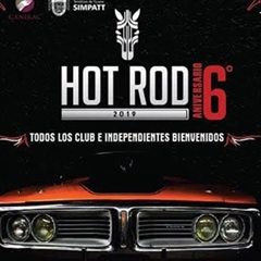 6o Aniversario Hot Rod Car Show Tijuana 2019