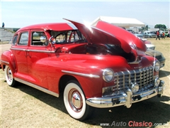 10a Expoautos Mexicaltzingo - 1946 Dodge Four Door Sedan