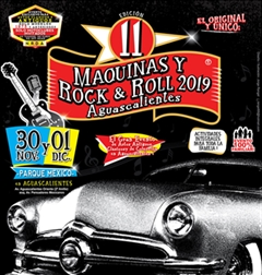 11o. Máquinas y Rock & Roll 2019