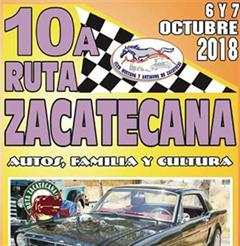 Tenth Route Zacatecana