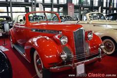 Retromobile 2017 - 1940 Packard One Twenty Convertible