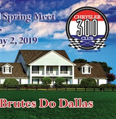 Spring 2019 Chrysler 300 International Club Meet