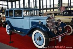 Retromobile 2017 - 1930 Packard Eight