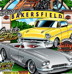3rd Annual Streets of Bakersfield Cruizin' Shine
