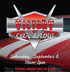 6th Annual Victory Car Show