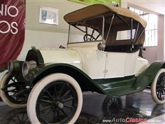 Museum of Auto and Transport of Monterrey A.C. - 1912 Studebaker Roaster 35