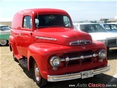 10a Expoautos Mexicaltzingo - 1951 Ford Panel Truck