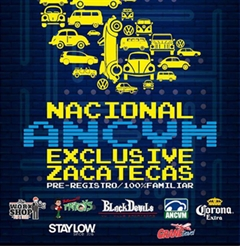 Nacional ANCVM Exclusive Zacatecas 2019
